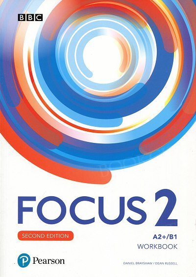 Focus 2 Second Edition ćwiczenia