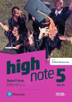 High Note 5 Student's Book + Online Audio