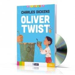 Oliver Twist Książka+CD