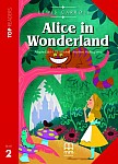 Alice In Wonderland Book with CD