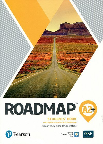 Roadmap A2+ Student's Book with Digital Resources and Mobile app