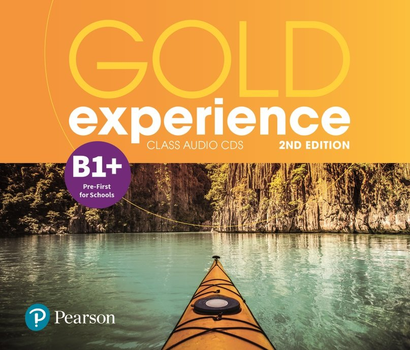 Gold Experience B1+ Class Audio CDs