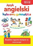 Język angielski - kolorowa gramatyka Książka + MP3