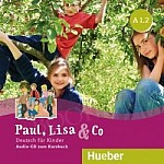 Paul, Lisa & Co A1/2 Płyta Audio CD do podręcznika