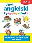 Język angielski - kolorowe słówka Książka + nagrania online