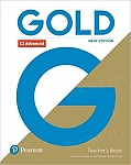 Gold C1 Advanced New Edition Teacher's Book with online Testmaster