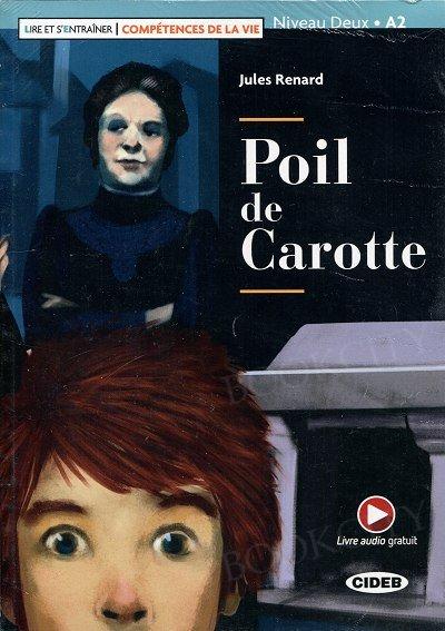 Poil de Carotte Książka + audio online