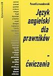 Język angielski dla prawników - ćwiczenia Książka