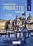 Nuovissimo Progetto italiano 1 (A1-A2) podręcznik