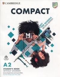 Compact Key for Schools A2 podręcznik