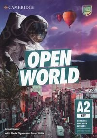 Open World A2 Key Student's Book with Answers with Online Practice