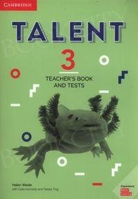 Talent 3 książka nauczyciela