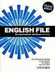 English File Pre-intermediate (3rd Edition) (2012) Workbook with key