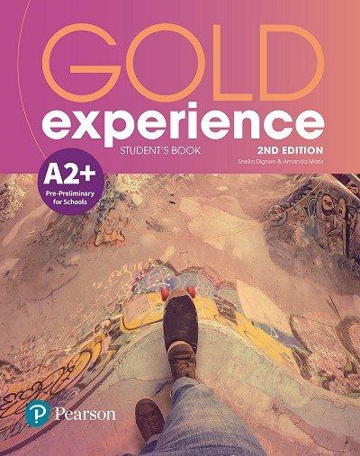 Gold Experience A2+ podręcznik