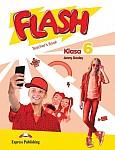 Flash Klasa 6 książka nauczyciela