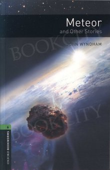 Meteor and Other Stories Book
