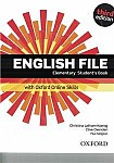 English File Elementary (3rd Edition) (2012) Student's Book and Online Skills