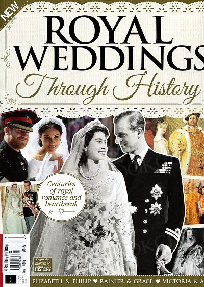 All About History Royal Weddings (UK)