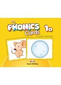 My Phonics 1 The Alphabet 1a My Phonics Cards (A-M)
