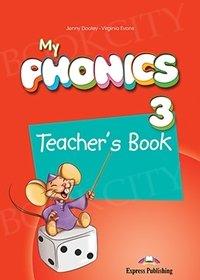 My Phonics 3 Long Vowels książka nauczyciela