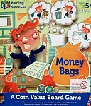 Money Bags - Coin Value Board Game Gra planszowa