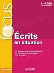 FOCUS Écrits en situation Podręcznik + klucz
