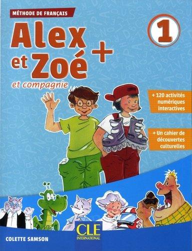 Alex et Zoe plus 1 podręcznik