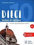 Dieci A1 Podręcznik + DVD