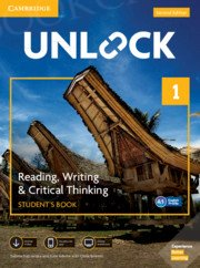 Unlock 1: Reading, Writing, & Critical Thinking Student's Book Mob App and Online Workbook w/ Downloadable Video