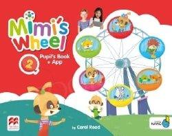 Mimi's Wheel 2 Książka ucznia + kod do NAVIO