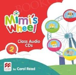 Mimi's Wheel 2 Audio CD