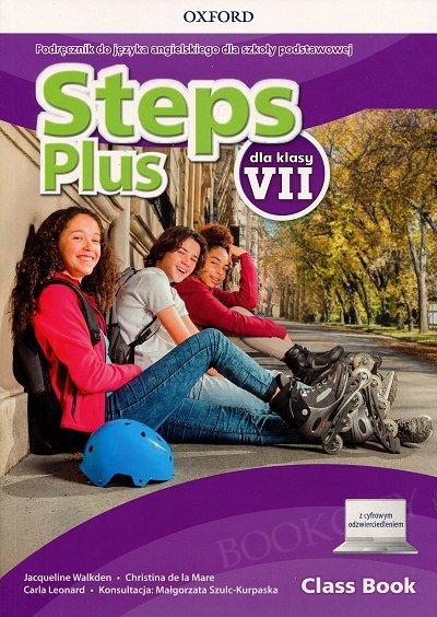 Steps Plus dla klasy 7 podręcznik
