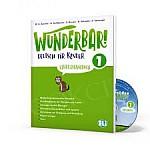 Wunderbar! 1 Poradnik metodyczny + 2 CD audio