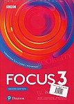 Focus 3 Second Edition Student's Book + kod (Digital Resources + Interactive eBook + MyEnglishLab)
