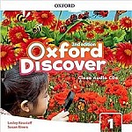 Oxford Discover 1 2nd edition Class Audio CDs