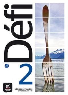 Défi 2 (wersja francuska) Podręcznik + CD