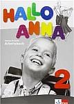 Hallo Anna 2 (wersja niemiecka) Zeszyt ćwiczeń