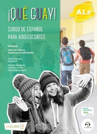 Que guay! A1.2 Podręcznik + ćwiczenia + audio online