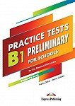 Preliminary for Schools B1 Practice Tests Student's Book + kod DigiBook