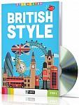 British Style Książka + CD Audio