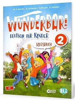 Wunderbar! 2 Książka ucznia + e-podręcznik