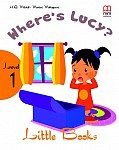 Where's Lucy? Book with CD