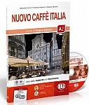 Nuovo Caffè Italia A2 Podręcznik + ćwiczenia + CD + e-podręcznik