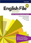 English File Advanced Plus (4th Edition) Teacher's Guide with Teacher's Resource Centre