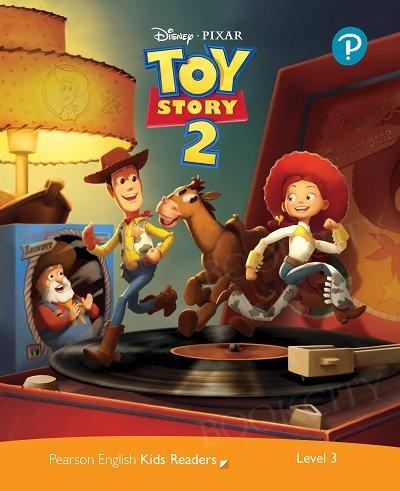 Toy Story 2 Książka