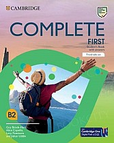Complete First Certificate (3rd Edition) Student's Book with Answers