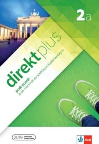 Direkt plus 2a Podręcznik + CD
