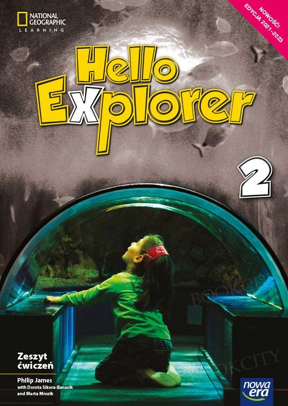 Hello Explorer 2 New Zeszyt ćwiczeń