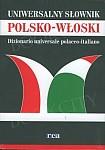 Uniweralny słownik POLSKO-WŁOSKI