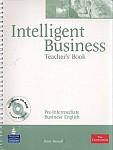 Intelligent Business Pre-Intermediate książka nauczyciela